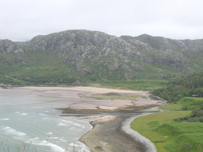 Gruinard Bay Beach