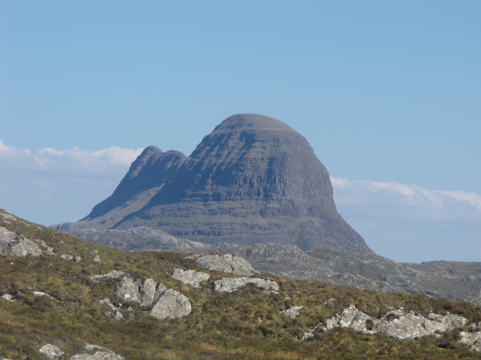 Suilven from quite a different angle