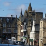 Tain is also an old and attractive town