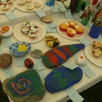 The entries for the youngest children's classes